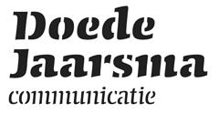 Logo Doede Jaarsma communicatie