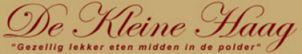 Logo Restaurant De Kleine Haag