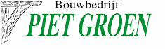 Logo Bouwbedrijf Piet Groen
