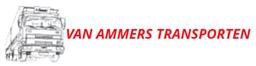 Logo Van Ammers Transporten en Container Verhuur