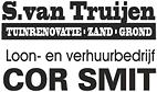 Logo Cor Smit / Sven van Truijen