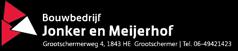 Logo Bouwbedrijf Jonker en Meijerhof