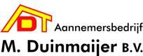 Logo Aannemersbedrijf M. Duinmaijer BV