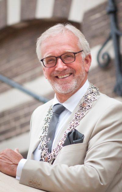 Piet Bruinooge, Burgemeester gemeente Alkmaar