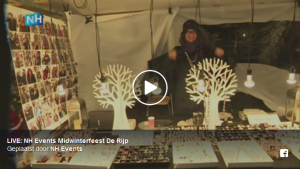 LIVE: NH Events bij het Midwinterfeest in De Rijp